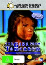 The Girl from Tomorrow: Series 1 NEW PAL 4-DVD Set