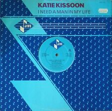 "Katie Kissoon-I Need a Man in My Life (12"" Jive-RECORDS MAXI-SINGLE UK 1984)"
