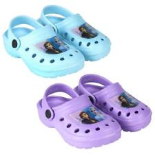 ciabatte crocs da bambina FROZEN ELSA zoccoli in gomma sandali estivi per bimba