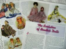 5p History Article -  Evolution of Antique Art Deco Boudoir Dolls