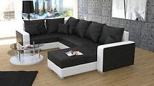 Sofa Couchgarnitur Couch Sofagarnitur PALIO 1 U Wohnlandschaft Schlaffunktion