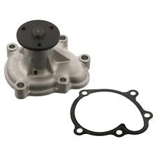 Water Pump Inc Gasket Fits Vauxhall Astra Corsa Meriva Mokka Zafira C Febi 37375