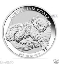 2012 Koala 10 oz silver bullion coin Perth Mint