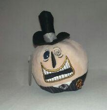 Hallmark Fluffballs Ornament Plush Mayor Disney Tim Burton Nightmare Before Xmas