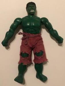 "MEGO INCREDIBLE HULK 8"" FIGURE WORLD'S GREATEST SUPERHEROES COMPLETE MINT BIN"