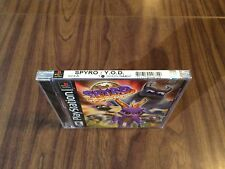 Spyro: Year of the Dragon (PlayStation 1, PS1) Brand New - Original Black Label