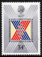 1986  SG1335 Commonwealth Parliamentary Association Conference Unmounted Mint