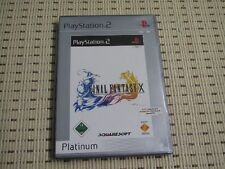 Final Fantasy X für Playstation 2 PS2 PS 2 *OVP* P