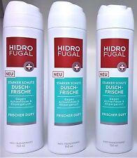 """HidroFugal """"Dusch-Frische"""" Deospray  3 x 150 ml  (EUR 3,53 / 100 ml)"""