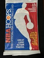 🔥DAVID ROBINSON ROOKIE SHOWN TOP🔥 1989-90 NBA HOOPS Basketball Pack, SPURS HOF