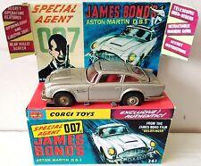 CORGI 270 James Bond 007 ASTON MARTIN DB5 Diecast Model Car In Repro 261 Box [y]