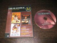 Sole Rosso - Avenger - Operazione Isola Del Orso DVD Tre Film