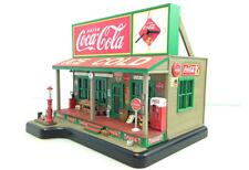 Super Rare Danbury Mint 1:43 Coca Cola Country Store Clock Diorama