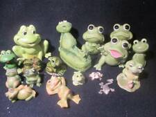 Frog Collection - Lot 17 Piece