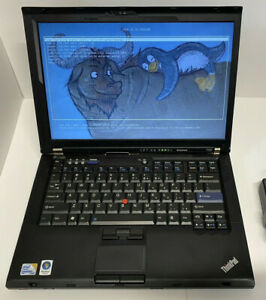 Libreboot Lenovo ThinkPad T400 (P8400 2.26GHz, 4GB RAM, 160GB HDD)