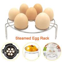 Multifunctional Egg Rack Stainless Steel Cooking Baking & Cooling Steaming Rack
