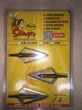Magnus Stinger Broadheads  100gr 4 blade
