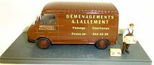 Citroen C35 Le fourgon demenageur PARIS Atlas 1:43 2428006 HD5 µ