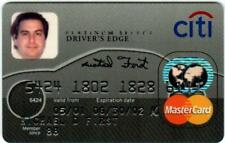 Citibank Drivers Edge Master Card Ex 06/02