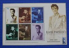 Micronesia (#741) 2007 Elvis Presley MNH sheet