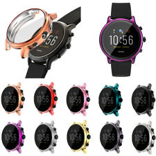 Watch Case Cover+Screen Protector For Fossil Carlyle Gen5 Smartwatch Accessories