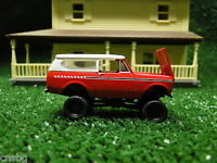 NEW! Ertl 1:64 1979 International Scout II,  Hood opens, IH