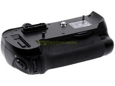 Nikon impugnatura verticale compatibile per Nikon D800. Battery grip. MB-D12