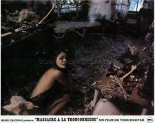 TOBE HOOPER THE TEXAS CHAIN SAW MASSACRE 1974 VINTAGE LOBBY CARD ORIGINAL #7