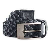 UNDRJ Under Armour Mens Braided Belt- Select SZ/Color.