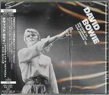 DAVID BOWIE-WELCOME TO THE BLACKOUT (LIVE LONDON '78)-JAPAN 2 SHM-CD Ltd/Ed G61