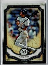 2018 Topps Museum Collection #53 Derek Jeter - Yankees