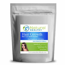 60 HAIR VITAMINS AND MINERALS RICH NUTRIENT FORMULA FOR RADIANT TEXTURE, TABLETS