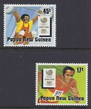 Olympics Pacific Stamps