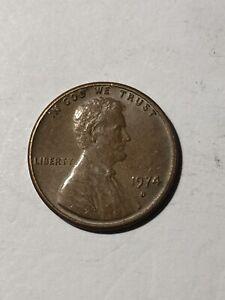 USA Coins - One Cent 1974 - Nice Grade - #B390