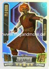 Force Attax Serie 2 Plo Koon #233 Force Master