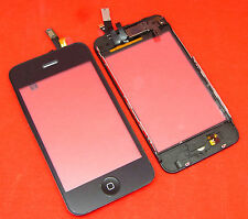 Touchscreen Display Touch Screen Digitizer Komplett Rahmen für Apple iPhone 3G