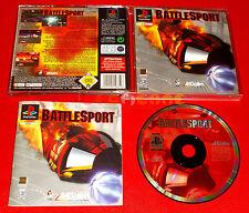 BATTLESPORT Ps1 Battle Sport Versione Europea 1ª Edizione ○ COMPLETO