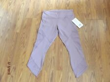 Active Life Capri's/Pants Size: Medium  Plum Shadow in color, NEW WITH TAGS!
