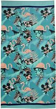 Disney Minnie Mouse Toalla de Baño y Playa Cisne Diseño 100% Algodón Suave