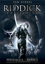 The Chronicles Of Riddick / Pitch Black (Dvd,2004) (mcad61126828d)