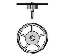 Part 201/1 Great Wheel ETA Valjoux 7750 7751 7753 7754 7760 7765 Watch Movement