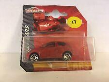 Majorette Street Cars Toyota Yaris No. 254B 1:56 Die Cast Scale Model *Rare*