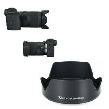 Reversible Lens Hood for Canon EOS R RP with RF 24-240mm f/4-6.3 IS USM Lens