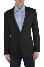 "Dolce & Gabbana ""Martini"" Men's Black Wool One Button Blazer Size US 38 IT 48"