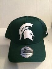 official photos 1dc41 a4b93 Size  XL. Michigan State Spartans New Era 39Thirty Mega Team Stretch fit hat  M L
