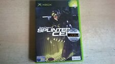 TOM CLANCY'S SPLINTER CELL 1 - XBOX GAME / XBOX 360 & XBOX ONE ORIGINAL COMPLETE