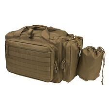 NCStar CVCRB2950T Tactical Competition Pistol Range Gun Carry Case Bag - Tan