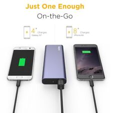 EasyAcc Quick Charge 3.0 20000mAh 2 Port Power Bank External Battery For Phone