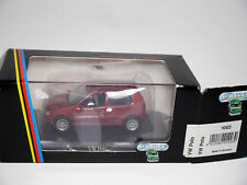 Volkswagen VW Polo Typ 6N 5Türer rot rouge rosso red metallic Schabak 1:43 boxed