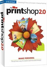 the print shop 2.0 (PC) *New,Sealed*